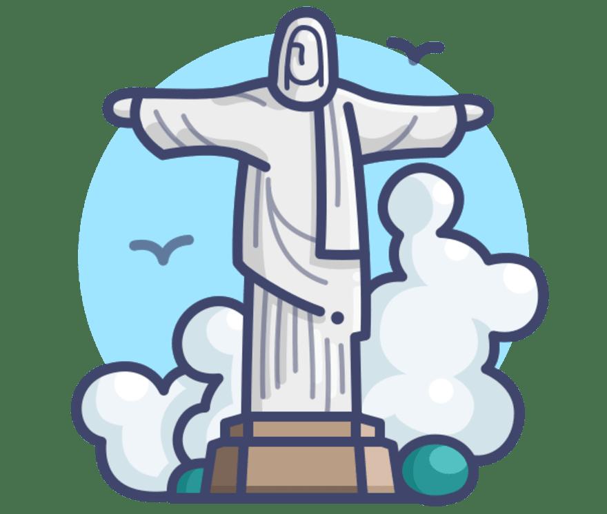65 أفضل كازينو عبر الإنترنت في البرازيل لعام 2021