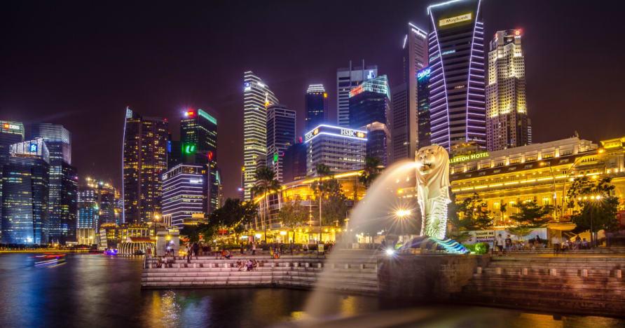 القمار في سنغافورة