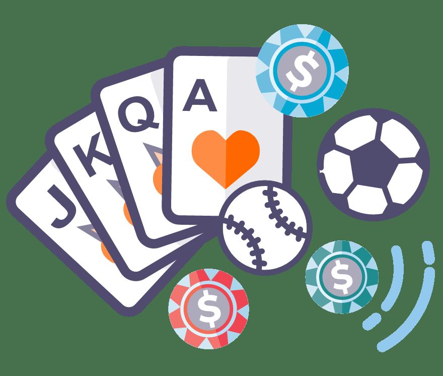 19 أفضل Sports Betting كازينو عبر الإنترنت في عام ٢٠٢١