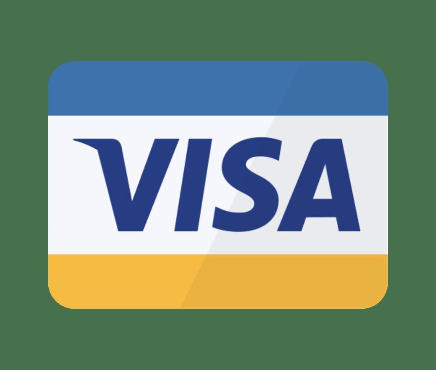 كازينو عبر الإنترنت Visa