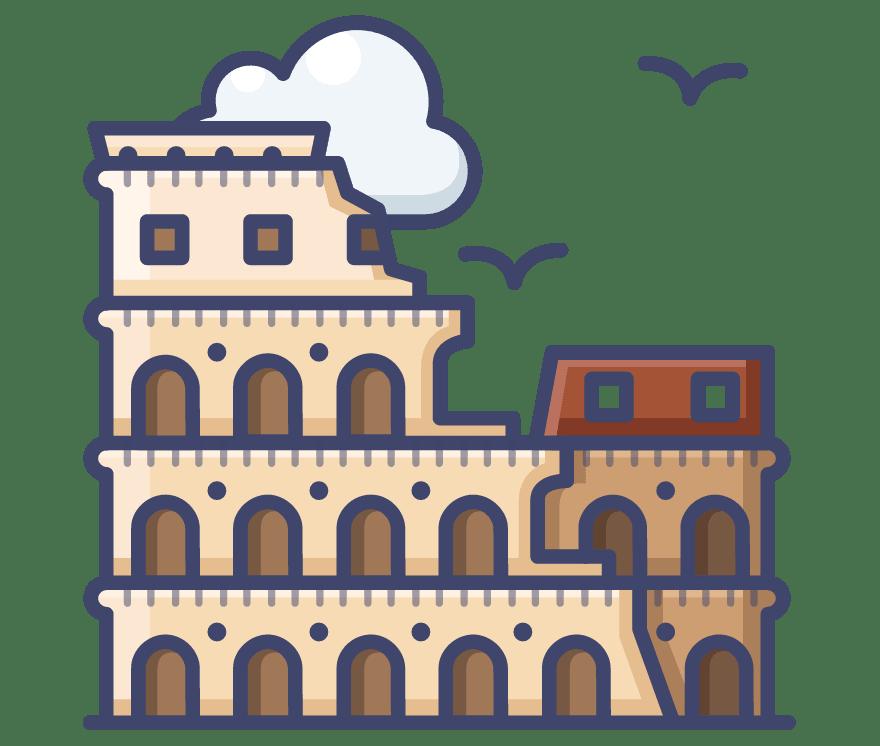 28 أفضل كازينو عبر الإنترنت في إيطاليا لعام 2021