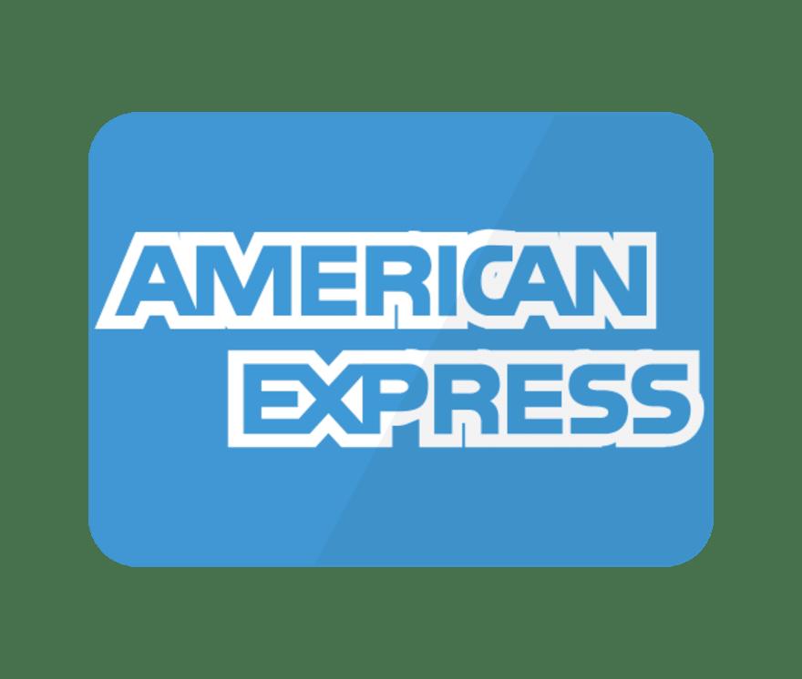 كازينو عبر الإنترنت American Express