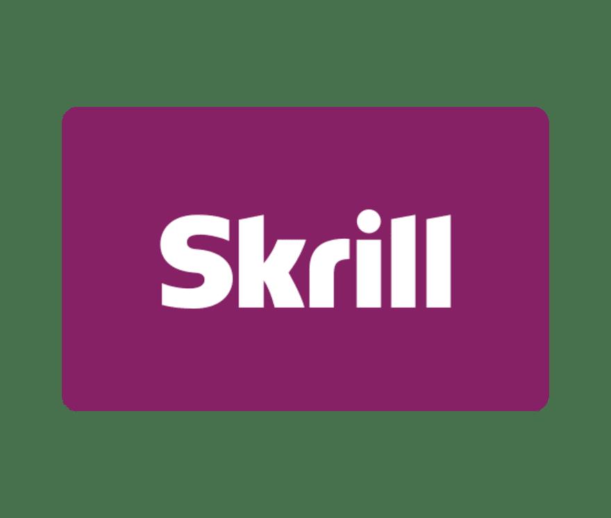 كازينو عبر الإنترنت Skrill