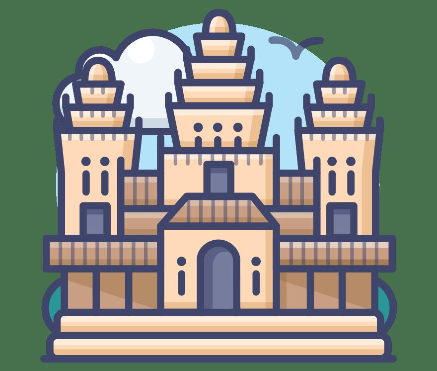 40 أفضل كازينو عبر الإنترنت في كمبوديا لعام 2021