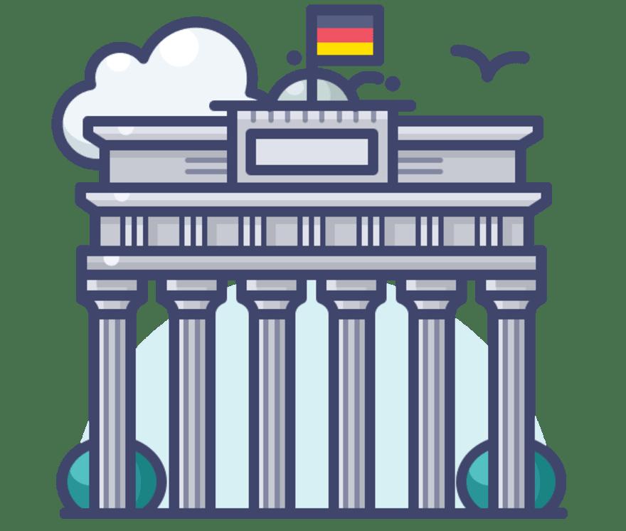 110 أفضل كازينو عبر الإنترنت في ألمانيا لعام 2021