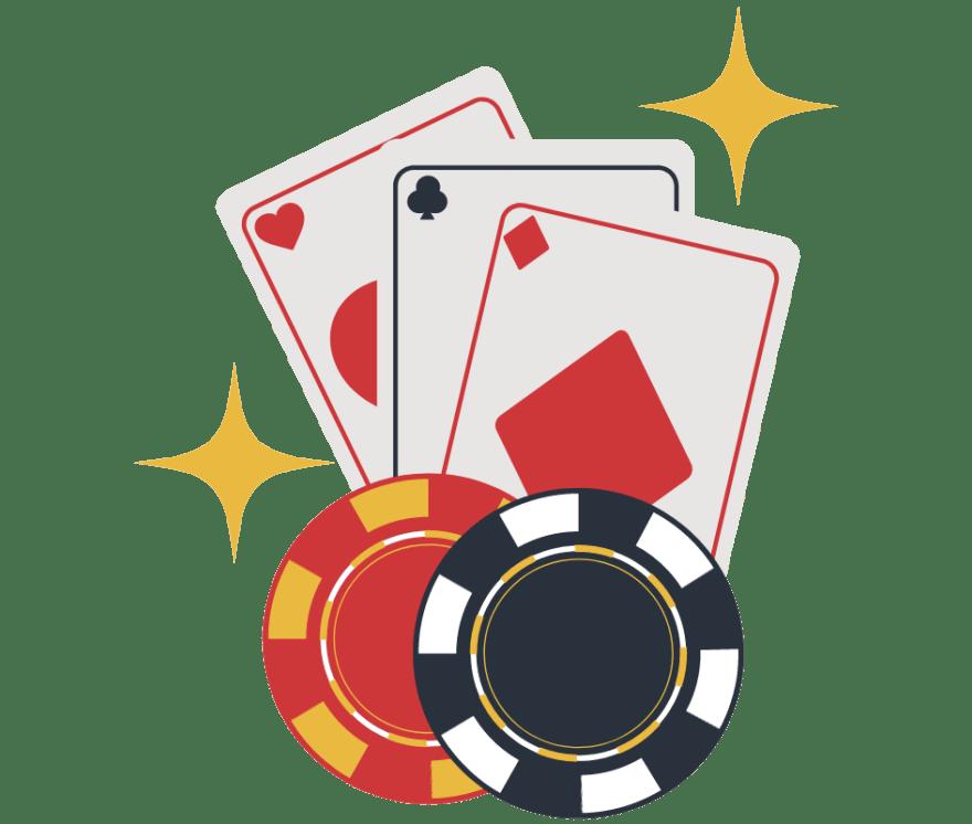 165 أفضل لعبة ورق كازينو عبر الإنترنت في عام 2021