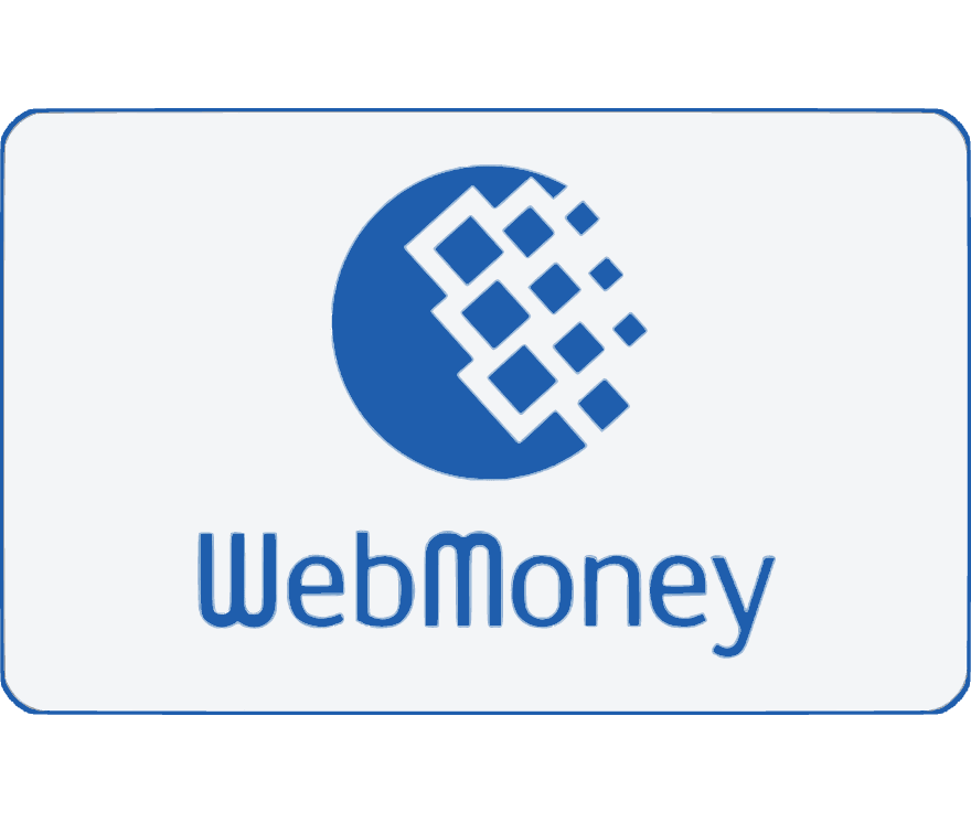 كازينو عبر الإنترنت WebMoney
