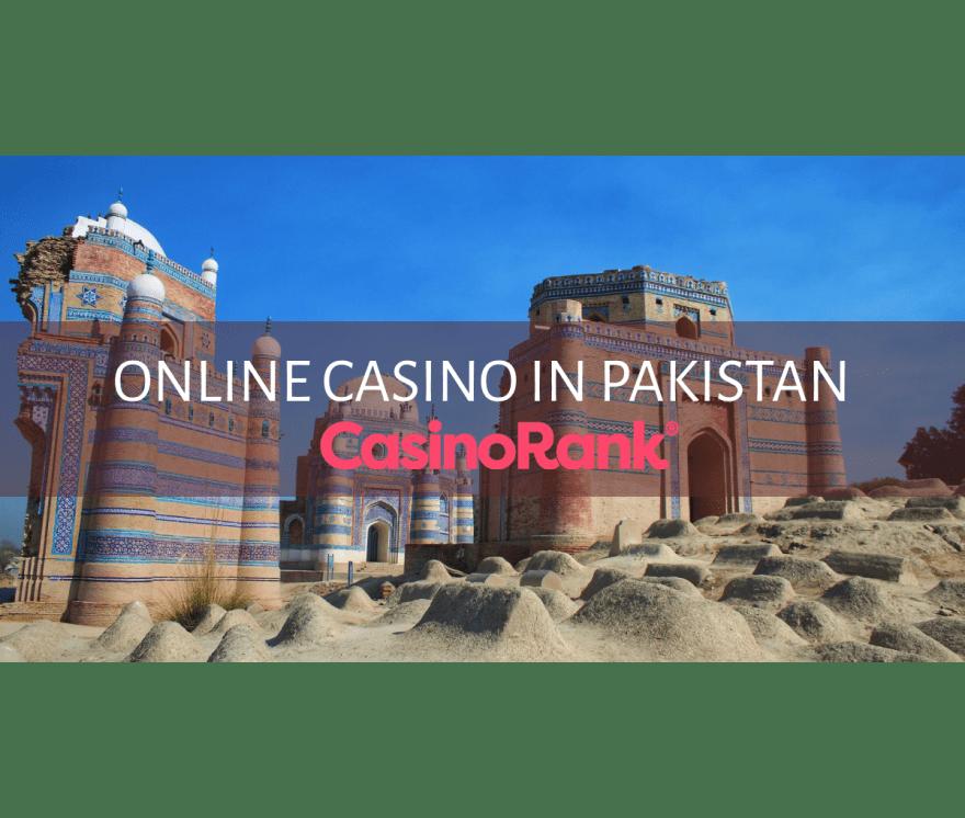 36 أفضل كازينو عبر الإنترنت في باكستان لعام ٢٠٢١