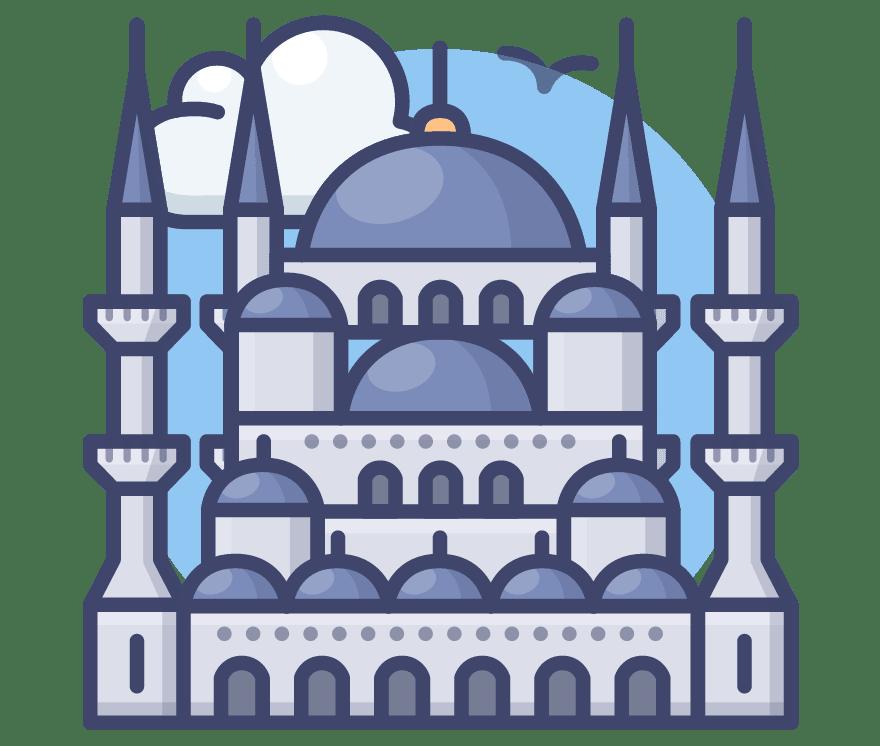 الكازينوهات على الإنترنت في تركيا