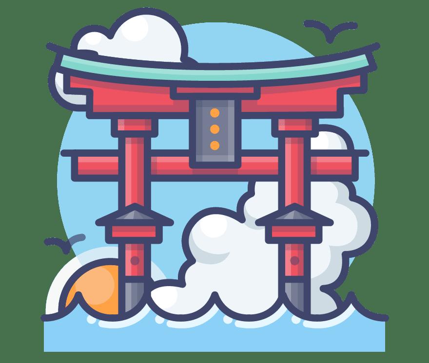 72 أفضل كازينو عبر الإنترنت في اليابان لعام 2021