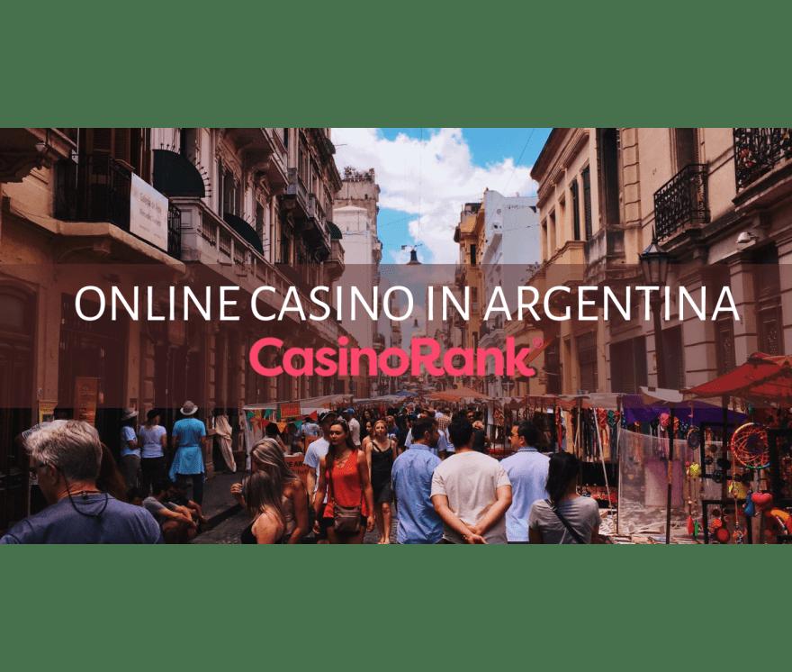 59 أفضل كازينو عبر الإنترنت في الأرجنتين لعام 2021