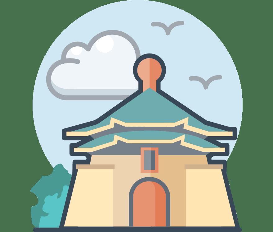 30 أفضل كازينو عبر الإنترنت في تايوان لعام ٢٠٢١