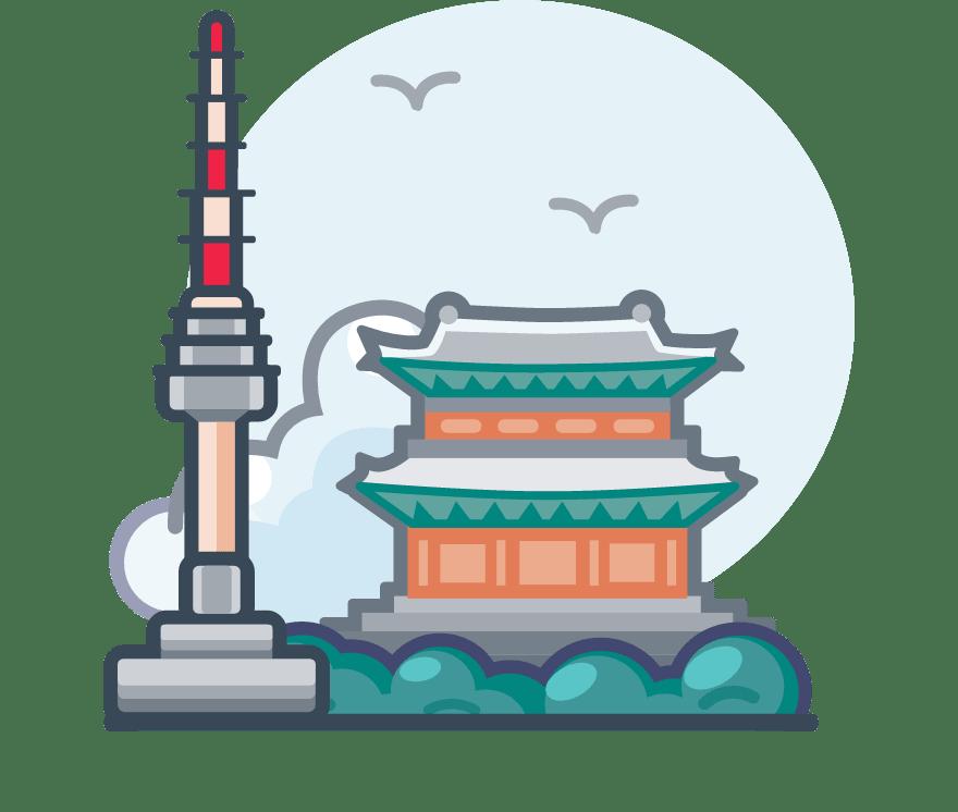 55 أفضل كازينو عبر الإنترنت في كوريا الجنوبية لعام ٢٠٢١