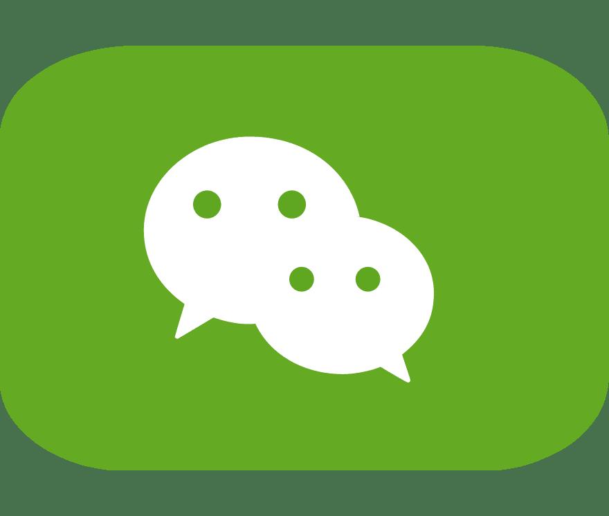 كازينو عبر الإنترنت WeChat Pay