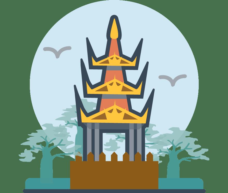 43 أفضل كازينو عبر الإنترنت في ميانمار (بورما) لعام ٢٠٢١