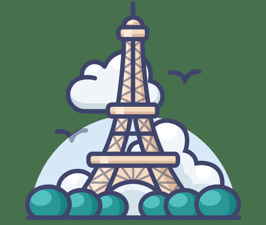 33 أفضل كازينو عبر الإنترنت في فرنسا لعام ٢٠٢١
