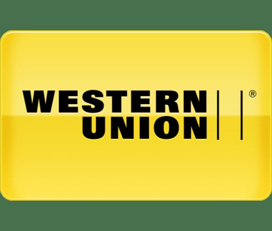 كازينو عبر الإنترنت Western Union