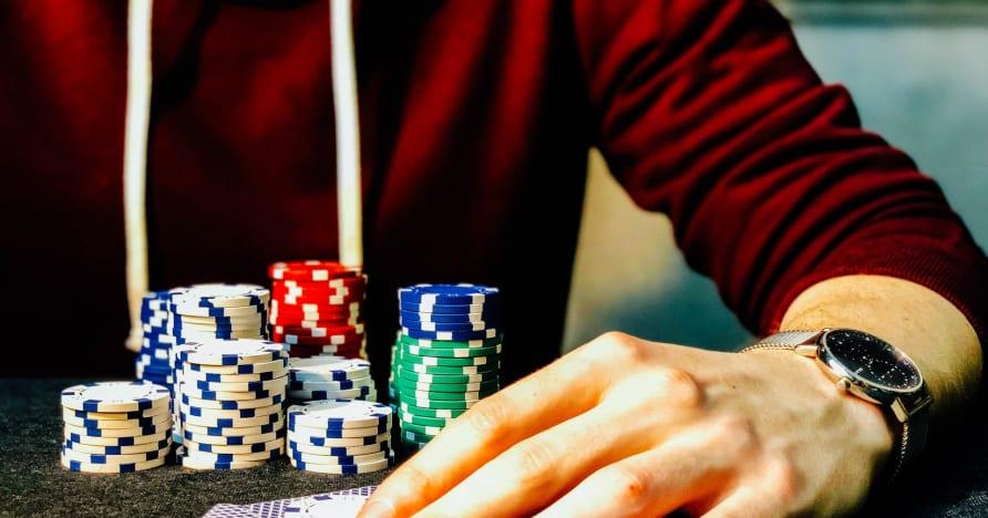 نصائح للمبتدئين للمقامرة عبر الإنترنت