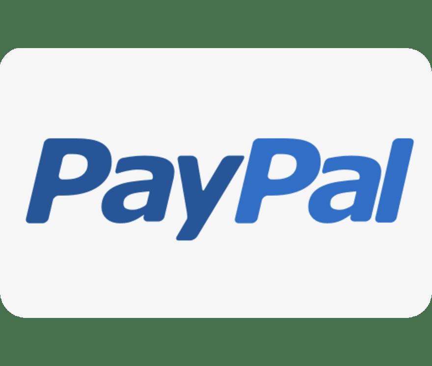 كازينو عبر الإنترنت PayPal